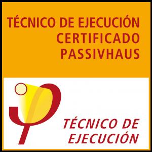 Tècnic d'execució certificat Passivhaus